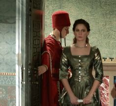 Please don't Farya, please don't. I am pregnant.... - Magnificent Wardrobe