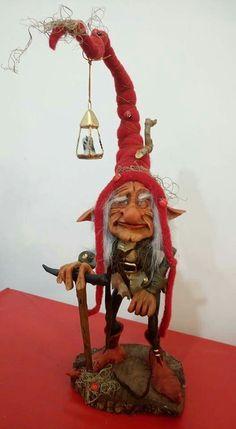 Fmj Elves And Fairies, Clay Fairies, Dragons, Polymer Clay Sculptures, Baby Fairy, Forest Fairy, Paperclay, Fairy Art, Fairy Dolls