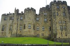 """Alnwick Castle is the location used for Hogwarts Castle in 'Harry Potter and the Philosopher's Stone' and 'Harry Potter and the Chamber of Secrets.' It has been featured in other famous films as well, like 'Elizabeth' and 'Robin Hood: Prince of Thieves.' The castle is a lovely place for an afternoon stroll and offers wizardry and broomstick """"flight"""" training, if you're so inclined"""