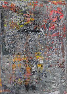 Abstract Painting [951-2] » Art » Gerhard Richter
