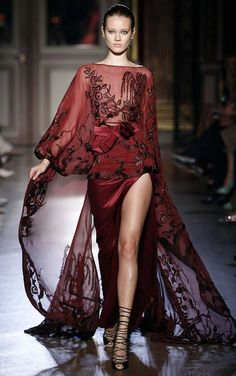 Zuhair Murad Spring/Summer 2012 collection http://www.vogue.co.uk/fashion/spring-summer-2012/couture/zuhair-murad