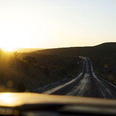 Open road.  #travel #light #roadtrip