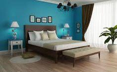 Znalezione obrazy dla zapytania jaki kolor do sypialni z białymi meblami