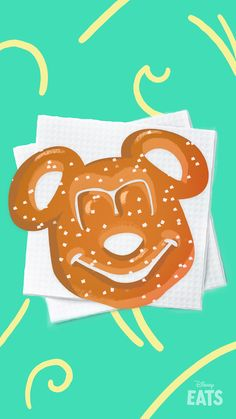 Feast Your Eyes on These Fun Phone Wallpapers Featuring Disney Eats Treats <br> What a treat! Mickey Mouse Wallpaper Iphone, Iphone Wallpaper Images, Apple Watch Wallpaper, Aesthetic Iphone Wallpaper, Disney Wallpaper, Cute Wallpapers, Phone Wallpapers, Disney Phone Backgrounds, Food Wallpaper