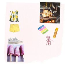 """""""Camp"""" by imcute1550 on Polyvore featuring Converse, Monki, Burt's Bees, summercamp and 60secondstyle"""