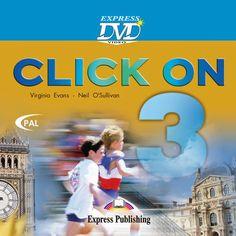 como aprender ingles rapidamente con Click On 3 DVD