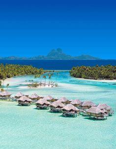 Bora Bora.......one day....