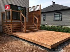 Take your patio layout design to the next level with our list of favorite ideas. Whether it is large patios, or fire pits you will find everything you need Patio Deck Designs, Patio Design, Patio Ideas, Pergola Ideas, Backyard Deck Ideas On A Budget, Small Deck Designs, Diy Deck, Small Backyard Landscaping, Backyard Pergola