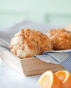 Apple Bacon Cheddar Scones