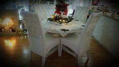 Fotoblog užívateľky milenass | Modrastrecha.sk Chesterfield, Dining Table, Furniture, Home Decor, Homemade Home Decor, Diner Table, Dinning Table Set, Home Furnishings, Dining Room Table