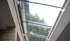 residential glass roof panels - Google Search