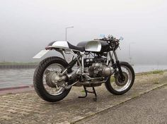 Hammer Kraftrad BMW R100 R Cafe Racer #motorcycles #caferacer #motos | caferacerpasion.com