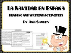 With+these+texts+te+students+will+learn+about: -+Los+Santos+inocentes -+La+Navidad -+Nochevieja -+Los+Reyes+Magos Each+text+has+exercises+and+the+key+to+correct+them
