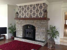 hamco stove Decor, Stove, Stanley Stove, Home Decor, Fireplace