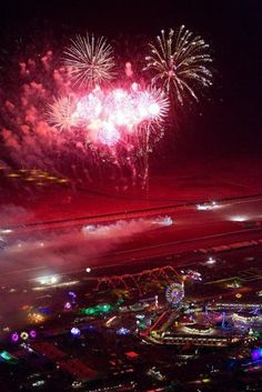 Electric Daisy Carnival in Las Vegas, Nevada Marking this one off next year in June!!!!!!!