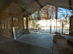 "The AMAZING sunken living room in this fantastic, mid-century ""Arthur Elrod-style"" home in Oklahoma City, overlooking a beautiful mature golf course.  I want this house!  I understand the wealthy owner is planning on having it torn down!  Nooooo!"