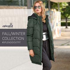 Για ένα πιο casual outfit αλλά πάντα στυλάτο επιλέξτε το μακρύ μπουφάν από Splendid Fashion! Κάντε τώρα τις αγορές σας με 🌡-30%  ☎️ +30 2310 414 102   +30 2310 411 715 📩 info@biston.gr 📌 2ο χλμ. Παλαιάς Συμμαχικής Οδού Ωραιοκάστρου - Διαβατών Θεσσαλονίκη - Ελλάδα  #womenfashion #fallfashion #winterfashion #winterstyle #winteroutfit #wintercollection #furcoat #splendid #autumnstyle #autumnfashion #autumnoutfit #splendidoutfit #fallwinter2019 #fw2019 #sales #wintersales Winter Collection, Canada Goose Jackets, Fall Winter, Winter Jackets, Social Media, Outfits, Fashion, Winter Coats, Moda