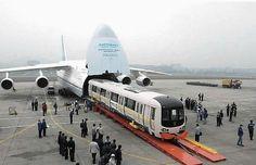 Giant Antanov Aircraft