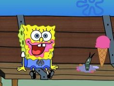 Funny Spongebob Faces, Spongebob Cartoon, Funny Cartoon Memes, Spongebob Patrick, Cute Memes, Dope Cartoon Art, Dope Cartoons, Spongebob Painting, Mood Wallpaper