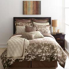 LIFESTYLE LINENS 'Hollandale' 12-Piece Comforter Set - Sears $139