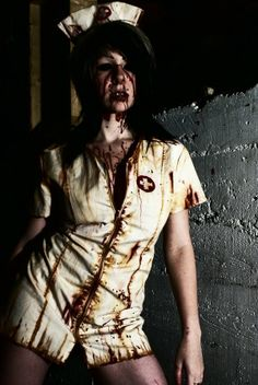 Living Dead Nurse Cosplay