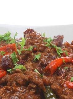 Chili Con carne z Salsa de Yucatan
