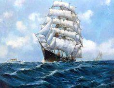 корабли в искусстве: 20 тыс изображений найдено в Яндекс.Картинках