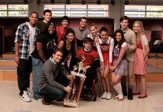 start Glee! :)