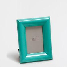 MARCO LACADO AZUL - | Zara Home España