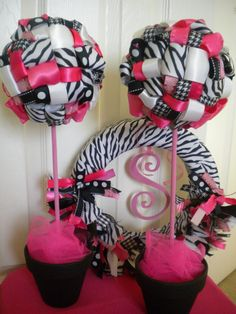 Cute for a baby shower or spring/summer decorations