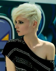 Short Haircut Ideas for Women and Girls