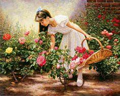 Depósito Santa Mariah: Rosas, como na Bulgária!