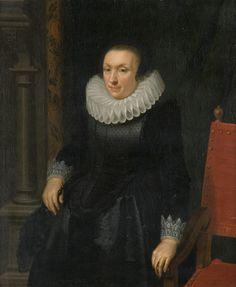 Copy after Jan Anthonisz van Ravesteyn, portrait of Abigael Fagel