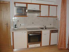 Small kitchenette for basement apartment
