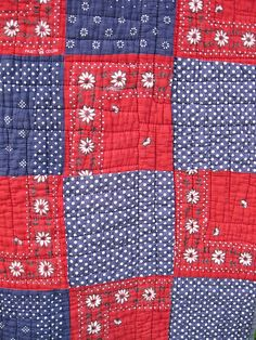 bandana quilt - reference library