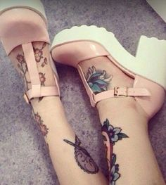 shoes pink pastel