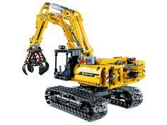 LEGO Technic Excavator, Lego Toys For Kids