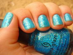 Sparkly Nail Polish Piece Writing Which Listed