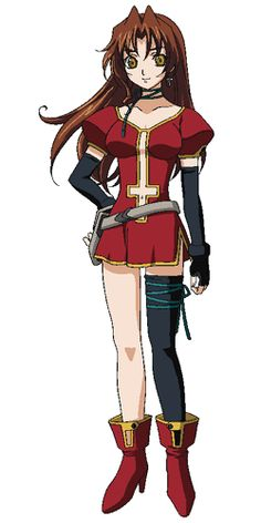 B Eclair1 Kiddy Grade, All Anime Characters, Old Warrior, Dodge Charger, Cosplay, Manga, Heroines, Weapon, Strength