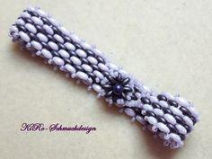 Armbänder - Tolles Armband aus Twin Beads - ein Designerstück von KiRoWeb-Schmuckdesign bei DaWanda