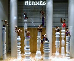 hermes bond street retail store windows.   > www.samaryounes.com <  For more inspiration follow me on IG: THEGYPSETTER