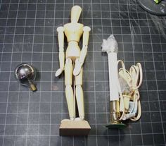 Posted a DIY Tutorial on making your own Manikin Lamp