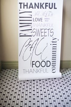 """Large scale printing for cheap. 36"""" wide by unlimited length. Could use for table runners & signs"""