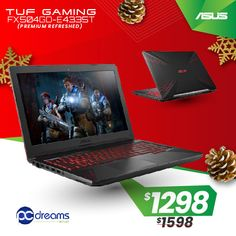 Looking for gaming laptop in Singapore? Come to our shop at Bugis Junction. Refurbished Macbook Pro, Cheap Gaming Laptop, Budget Laptops, Laptops For Sale, Singapore, Cool Things To Buy, Ipad, Iphone, Buy Cheap