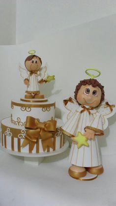 Angelitos comunion