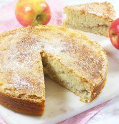Apple Recipes, Baking Recipes, Cookie Recipes, Danish Dessert, Single Layer Cakes, Sugar Cake, Banana Bread, Sweet Tooth, Bakery