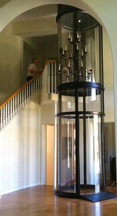 Upscale Home Elevators Art Design Pinterest