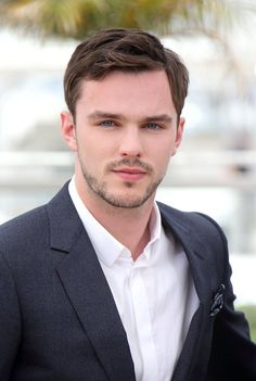 Pin for Later: 22 Gorgeous Photos of Tom Hardy and Nicholas Hoult in Cannes Nicholas Hoult