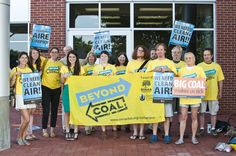 UGA students, community take a stand against campus coal