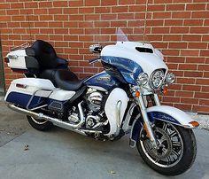 eBay: Harley-Davidson: Touring 2015 Harley-Davidson Electra Glide Ultra Classic #harleydavidson usdeals.rssdata.net